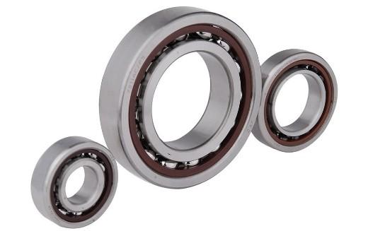 40 mm x 80 mm x 30,2 mm  NSK 5208 angular contact ball bearings
